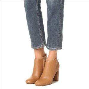 Sam Edelman Tan Leather Boots